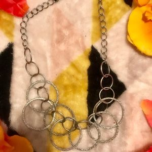 Silver Colored Necklace
